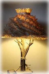 Abat Jour Paille : abat jour en paille photo de nouvelle cr ation par ~ Teatrodelosmanantiales.com Idées de Décoration