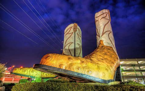 largest cowboy boots san antonio texas widescreen