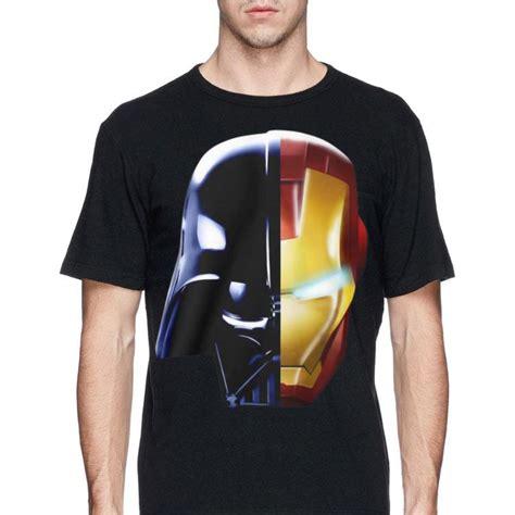 Star Wars Darth Vader Iron Man Avengers Endgame shirt ...