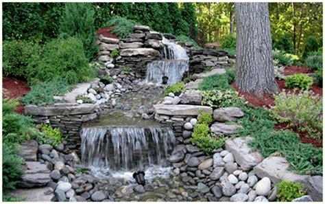 Backyard Waterfall & Stream Construction Company Ny, Nj & Ct
