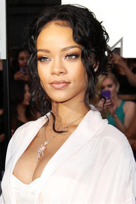 Rihanna Nude Beauty Look Tutorial - Mylah Morales