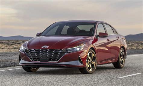 2021 Hyundai Elantra: First Look - » AutoNXT