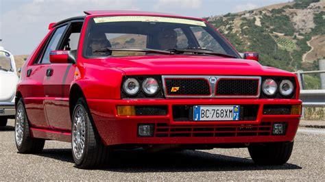 Lancia Delta Hf Integrale Evo 1 Rosso Monza Limited