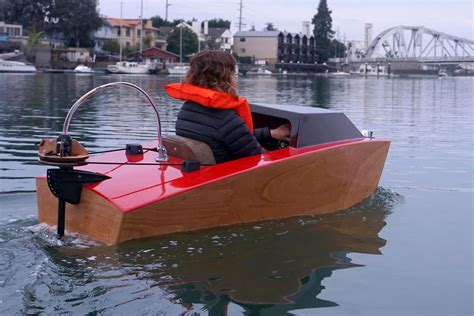 Mini Boat Kit Rapid Whale by Rapid Whale Mini Boat Is A One Boat That Fits Into A