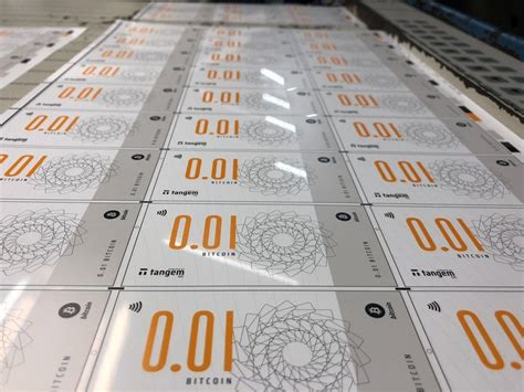 Singapore Trials 'bitcoin Banknotes' In New Consumer