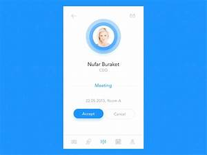 50 Free Profile Page Design Samples&Templates [PSD+Sketch