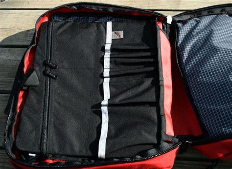 tom bihn western flyer travel bag review geardiary