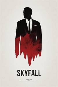James Bond Skyfall : 15 simplistic movie posters your inner minimalist will love skyfall the movie and poster ~ Medecine-chirurgie-esthetiques.com Avis de Voitures