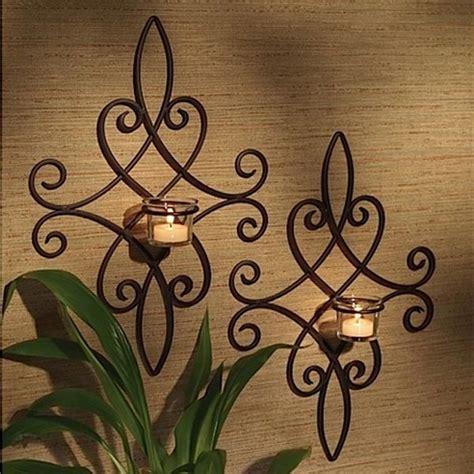 decorative wrought iron wall decor and pickndecor com