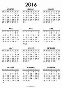 2016 calendar wallet size free calendar template 2018 With wallet size calendar template