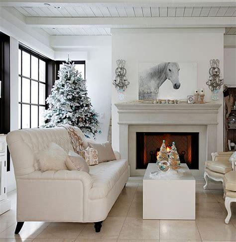Magical Christmas Living Room Ideas