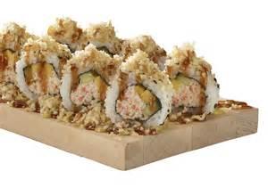 Teriyaki Sushi Crunch Roll