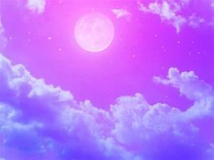 pastel purple clouds | Tumblr