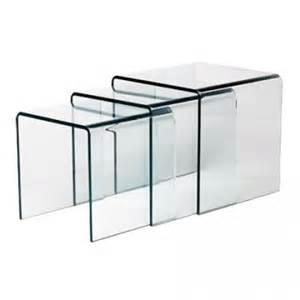 Le En Verre Ikea by Table Gigogne Verre Design
