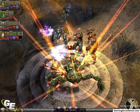 like dungeon siege 2 dungeon siege ii review gamingexcellence