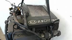 Motor Kia Carnival Ii  Gq  2 9 Crdi 608793