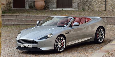 aston martin db9 2016 aston martin db9 gt volante vehicles on display