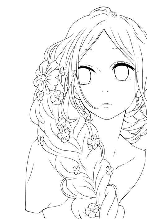 how to color lineart anime lineart transparent search anime