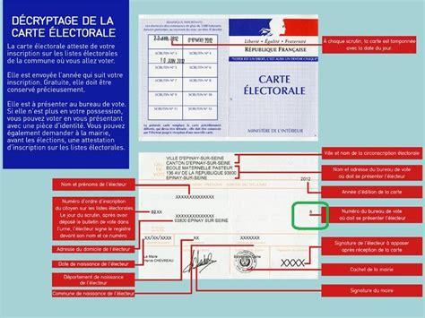 connaitre bureau de vote comment connaitre bureau de vote primaire ps comment