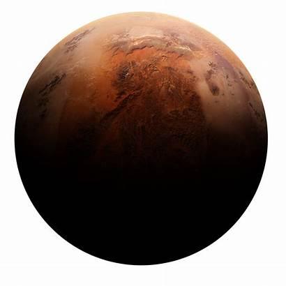 Mars Planet Transparent Clipart Planets Jupiter Planeten