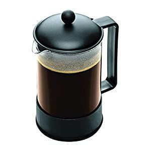 Get free 1 or 2 day delivery with amazon prime, emi offers, cash on delivery on eligible purchases. Amazon.com: Bodum Brazil 1-1/2-Liter French Press Coffee Maker, 12-Cup, Black: Kitchen & Dining