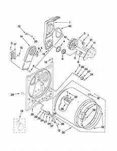 Maytag Medc200xw0 Dryer Parts