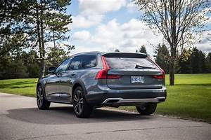 Volvo V90 Cross Country : review 2017 volvo v90 cross country canadian auto review ~ Medecine-chirurgie-esthetiques.com Avis de Voitures