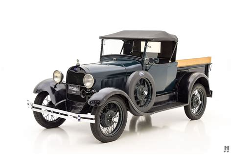 1929 Ford Model A Roadster Pick Up For Sale