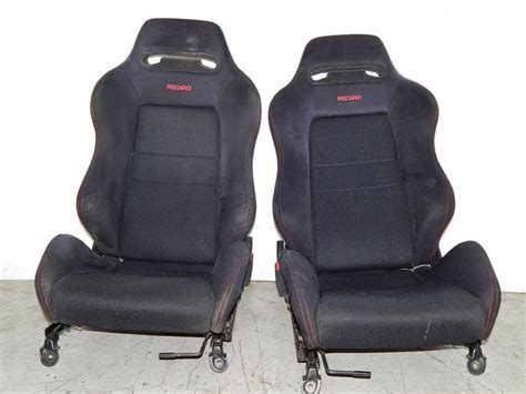 Purchase Honda Integra Type R Black Recaro Bucket Seats