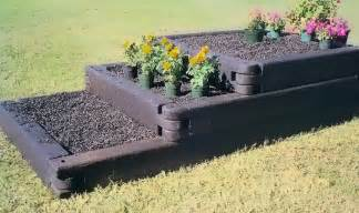 Recycled Plastic Landscape Timbers