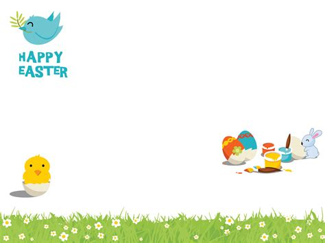 Animated Easter Bunny Wallpaper - animated easter wallpapers