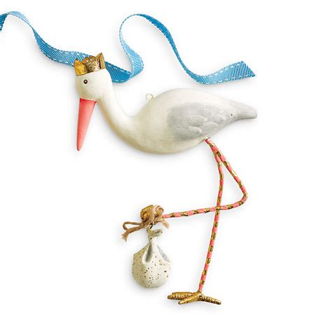 bundles of joy stork with special delivery christmas