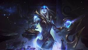 Cosmic Ashe Cosmic Xin Zhao And Cosmic Lulu Go Live In