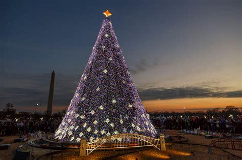 holiday light displays   washington dc