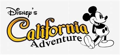 California Disneyland Adventure Park Clipart Logos Pngkit