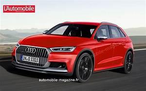Futur Auto : futur audi q3 rendez vous en 2018 l 39 automobile magazine ~ Gottalentnigeria.com Avis de Voitures