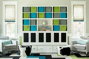 playroom ideas contemporary boy39s room karen b wolf With what kind of paint to use on kitchen cabinets for playroom wall art ideas