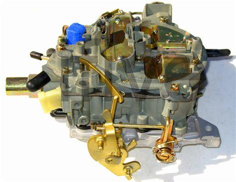 Barrel Rochester Quadrajet Emc Computer Controlled
