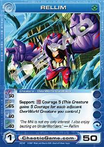 Chaotic Demo Deck Images Overworld