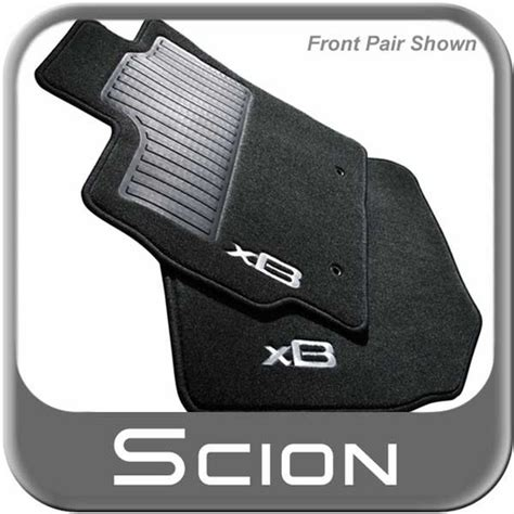 Scion Xb Floor Mats by New 2011 Scion Xb Manual Carpeted Floor Mats From