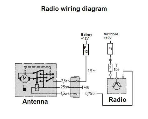 radio wiring mercedes forum