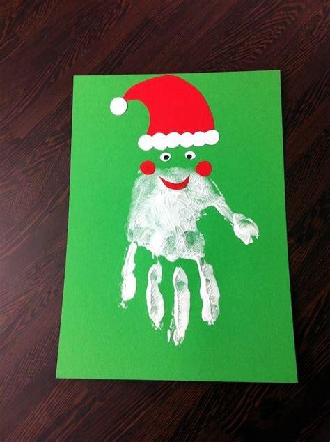 basteln zu nikolaus im kindergarten nikolaus karte style nikolaus basteln kindergarten weihnachtsmann basteln und