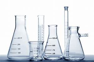 Laboratory Equipment in Science Research Lab | Glass ...