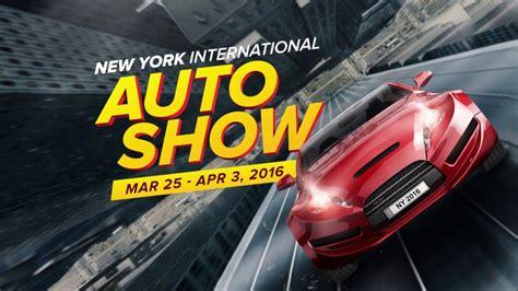 experience york international auto show