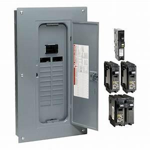 Square D 100 Amp Load Center Wiring Diagram