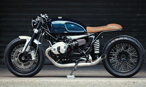 Bmw R Nine T By Clutch Custom Motorcycles Right Side
