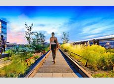 Secrets of the High Line in New York City
