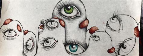 illustrating mental illness  build awareness mental