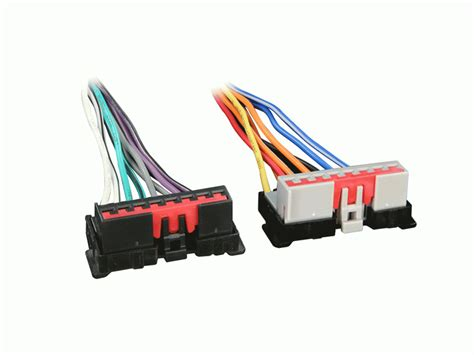 Metra Reverse Wiring Harness For Select