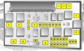 Fuse Box In Astra Mk4 by Astra 05 Fuse Box Wiring Diagram